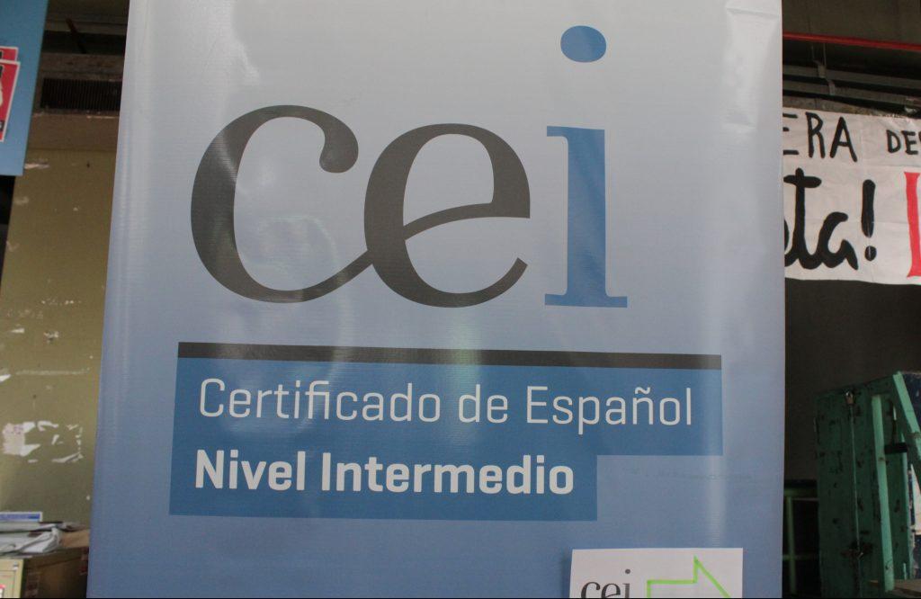 Cei - Certificado de Espanhol Intermediário