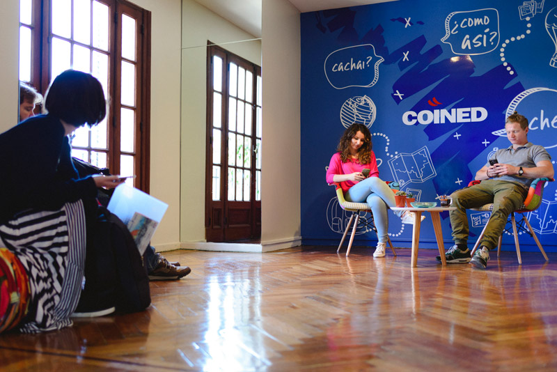 COINED Spanish School Buenos Aires - Melhores Escolas de Espanhol na Argentina