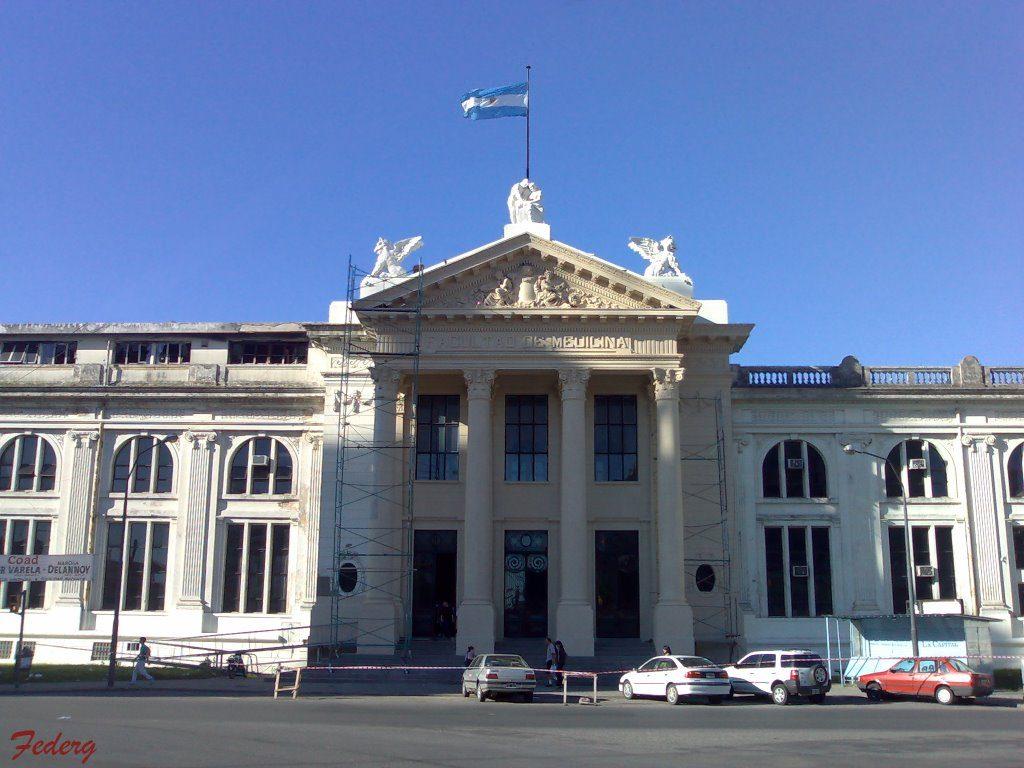 universidad nacional de rosario 1024x768 - Curso de Espanhol em Rosário na Argentina