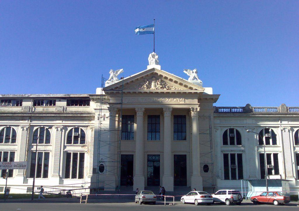universidad nacional de rosario e1587059613263 - Curso de Espanhol em Rosário na Argentina