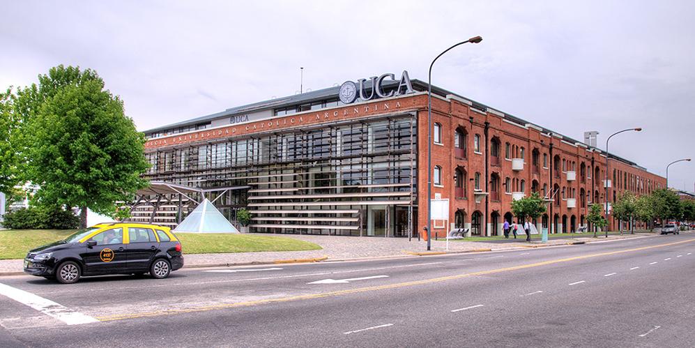 1 - UCA - Pontificia Universidad Católica Argentina