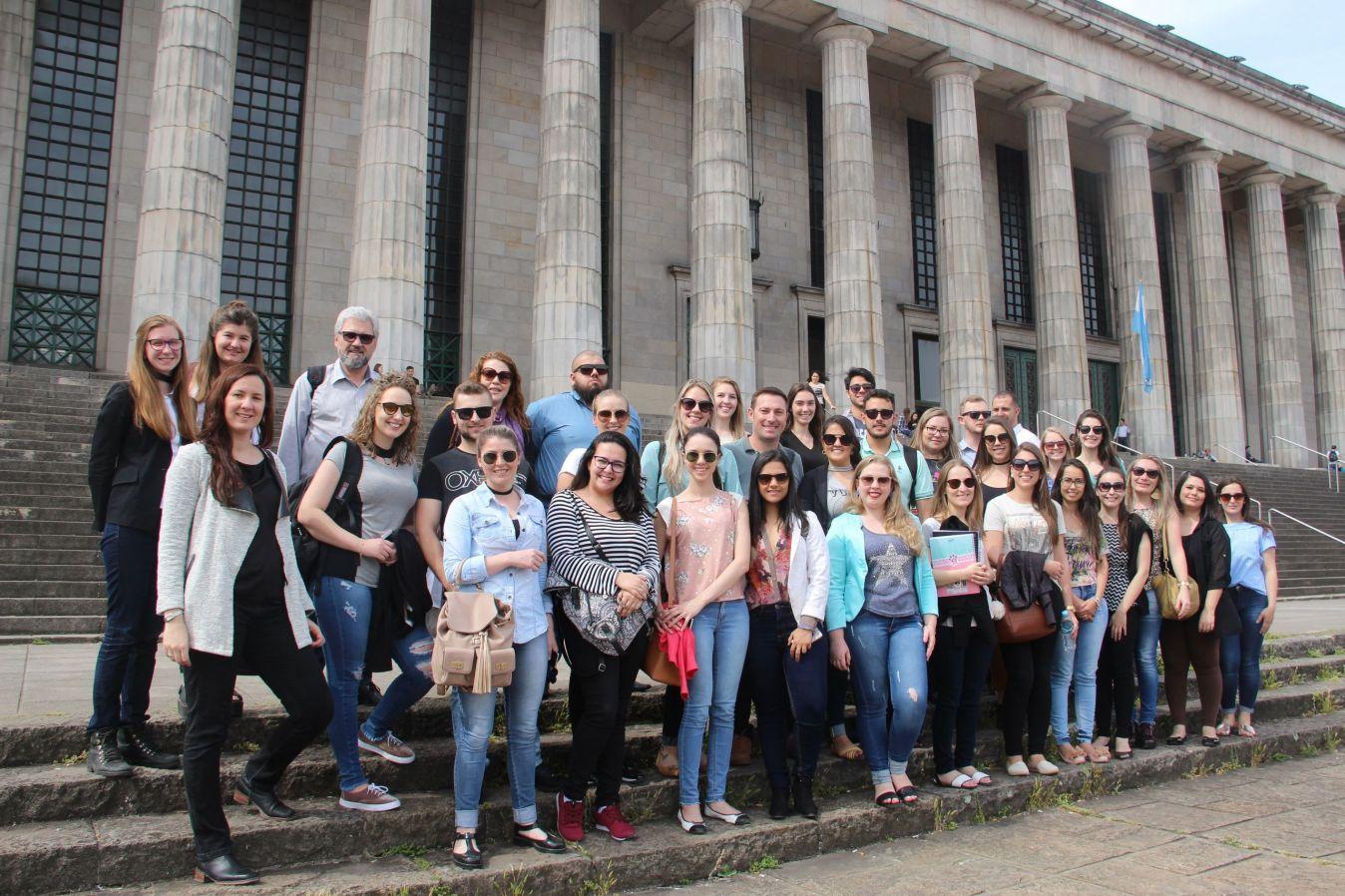 Faculdade de Direito na Argentina atrai a atenção de brasileiros